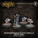 Necrosurgeon & Stitch Thralls