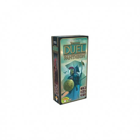 7 Wonders Duel VF - Pantheon