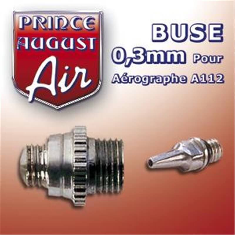 Buse 0.3mm pour aérographe A111