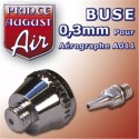 Buse 0,3 pour aérographe A011