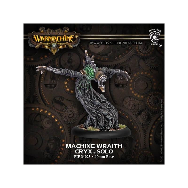 Machine Wraith