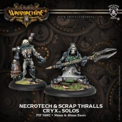 Necrotech & Scrap Thralls