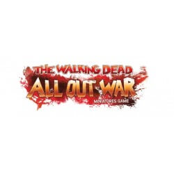 L'intégrale WALKING DEAD ALL OUT WAR