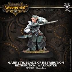 Garryth, Blade of Retribution