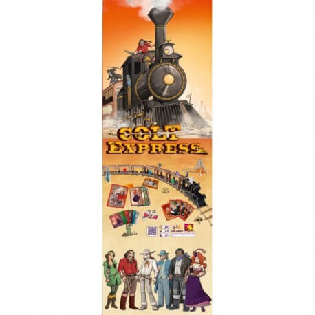 Playmat - Colt Express