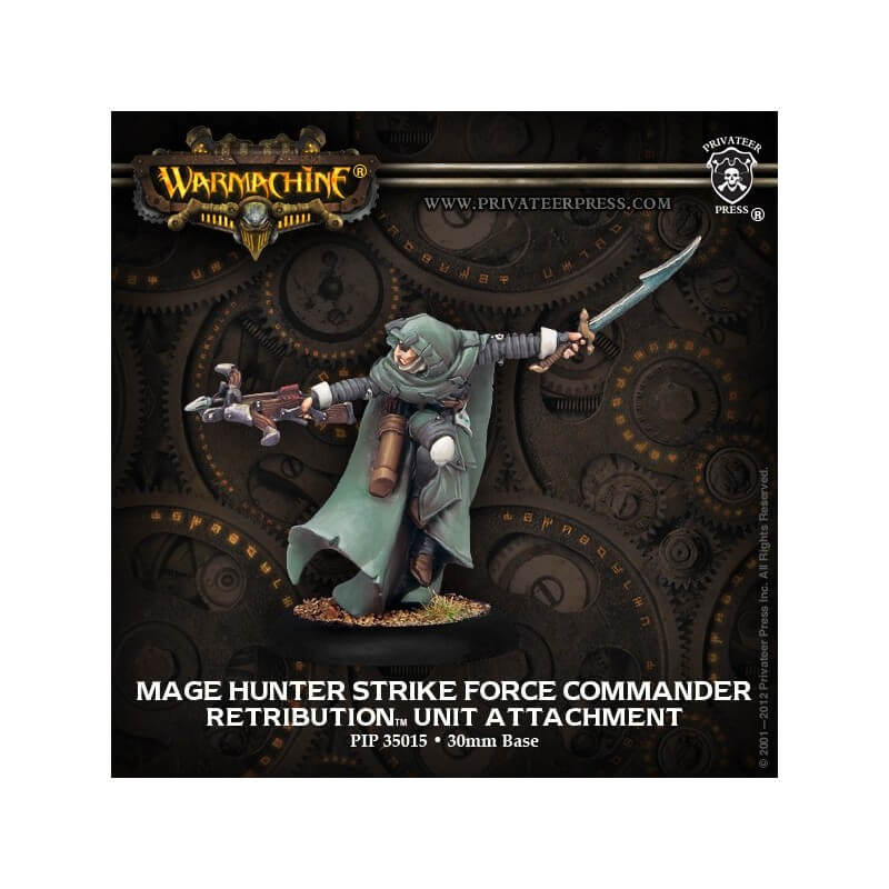 Mage Hunter Strike Force Commander