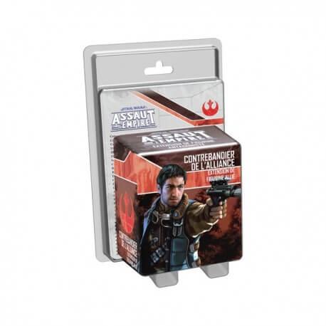 Star Wars : Assaut sur l'Empire - Contrebandier de l'Alliance