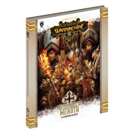 Protectorate of Menoth Command en anglais (Soft cover)
