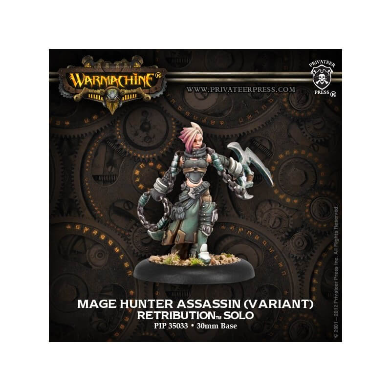 Mage Hunter Assassin (Variante)