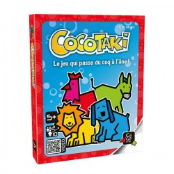 Cocotaki - Boite carton