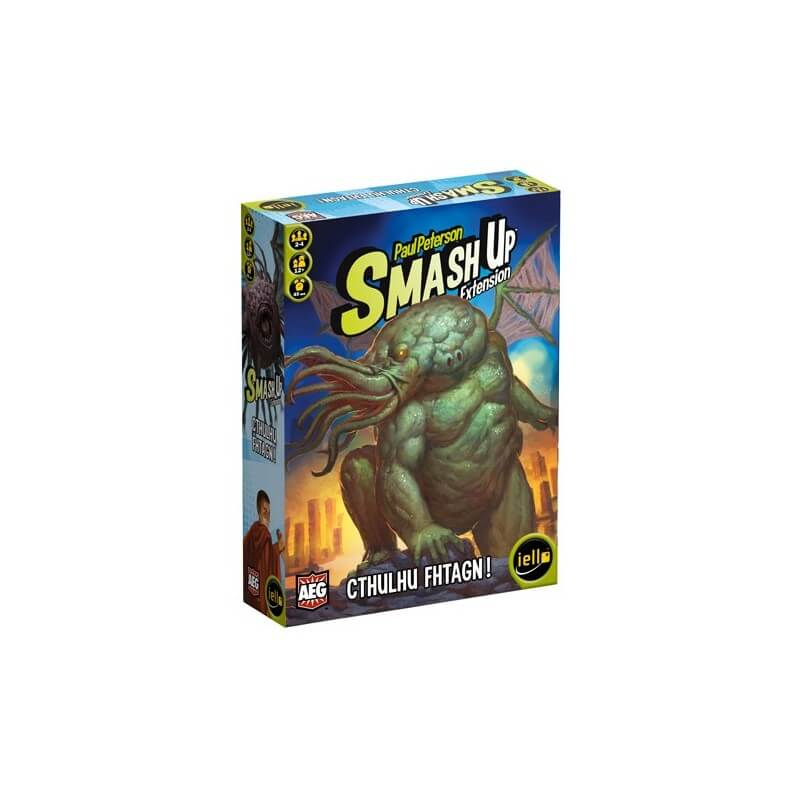 Smash Up : Extension Cthulhu Fhtagn !