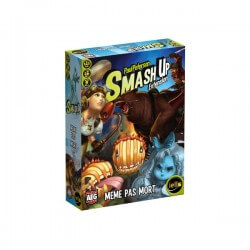 Smash Up : Extension Même pas Mort