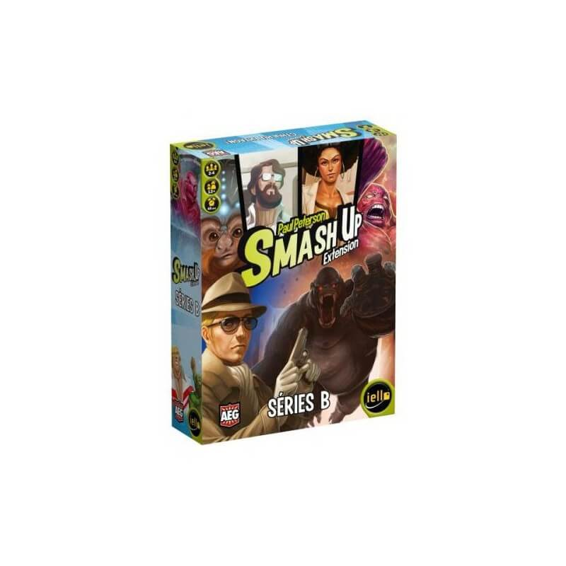 Smash Up : Extension Trop Minions