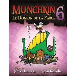 Munchkin 6 - Le Donjon de la Farce