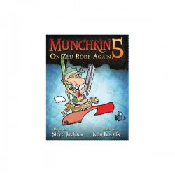 Munchkin 5 : On Zeu Rode Again