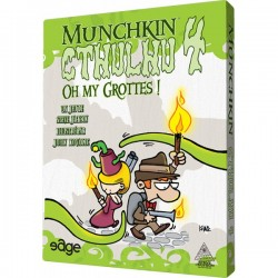 Munchkin Cthulhu 4, Oh my Grottes !