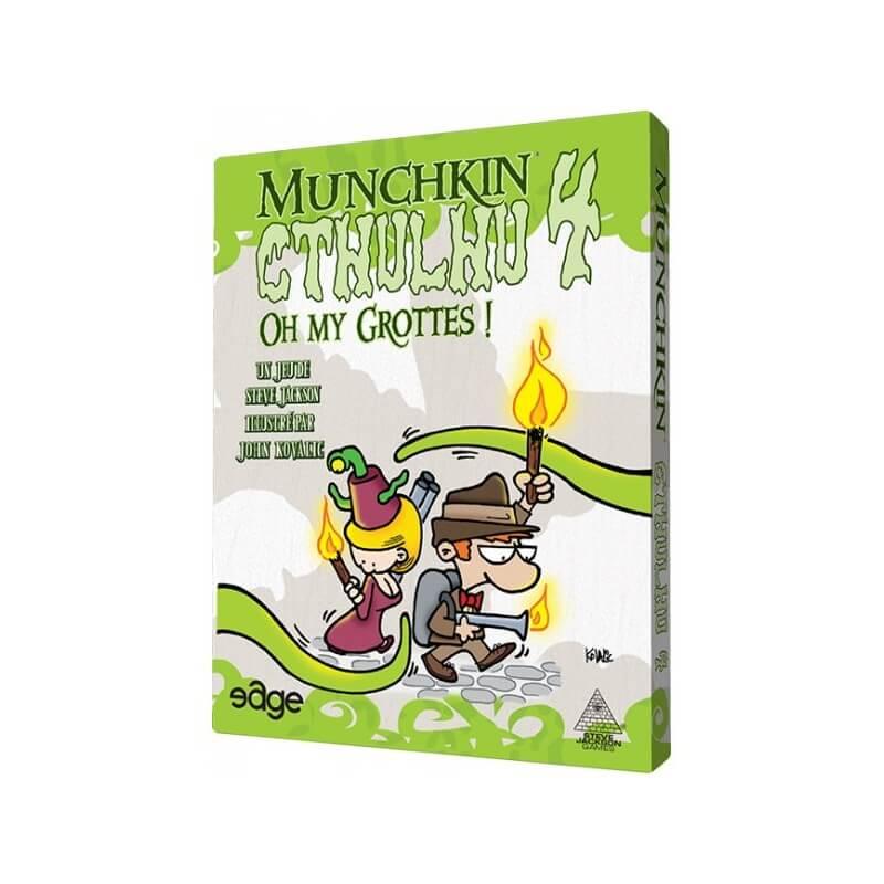 Munchkin Cthulhu 4, Oh my Grottes !