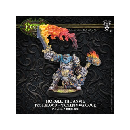 Horgle, the Anvil
