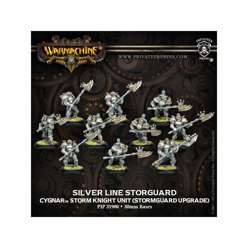 Silver Line, Kit d'upgrade d'unité Stormguard