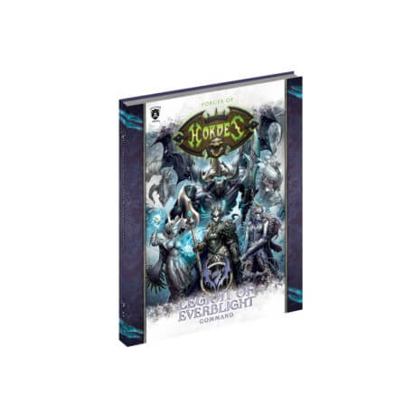 Legion of Everblight Command en anglais (soft cover)