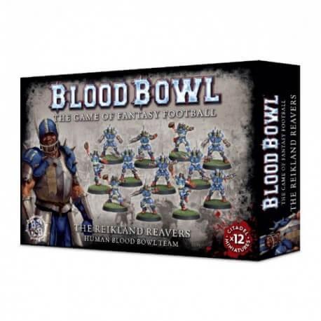Blood Bowl : Team - The Reikland Reavers