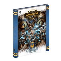 Cygnar Command en anglais (Hard cover)