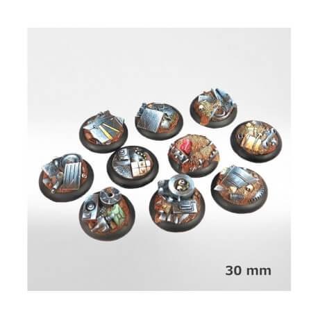 Socles Casse Mécanique 30mm (x10)