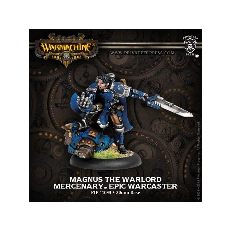 Magnus the Warlord