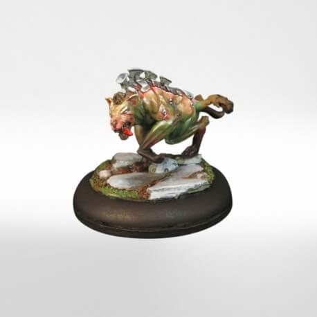 Hyènes Askaris