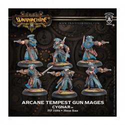 Arcane Tempest Gun Mages
