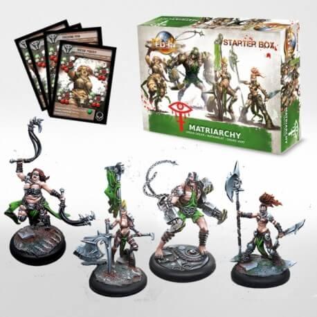 STARTER BOX : Matriarcat Ordre Vert