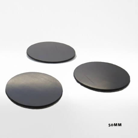 Magnets ronds 50 mm * 3