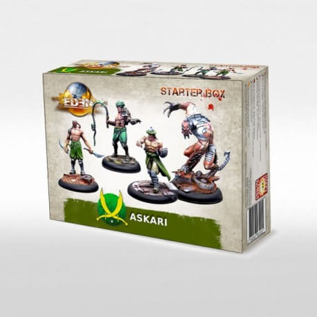 Starter Box Askari V2