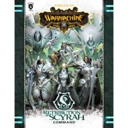 Retribution of Scyrah Command Book en anglais (Soft cover)