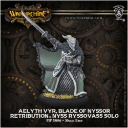 Aelyth Vyr, Blade of Nyssor