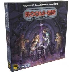 Room 25 - Extension Escape Room