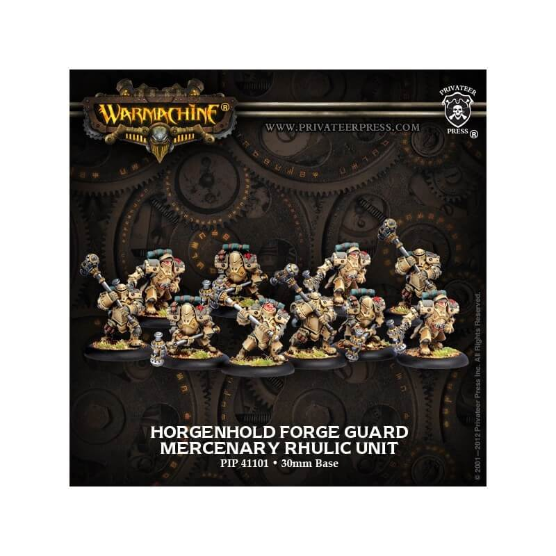 Horgenhold Forge Guard