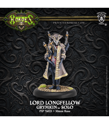 Lord Longfellow