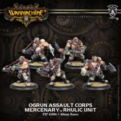 Ogrun Assault Corps