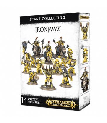 Start Collecting Ironjawz