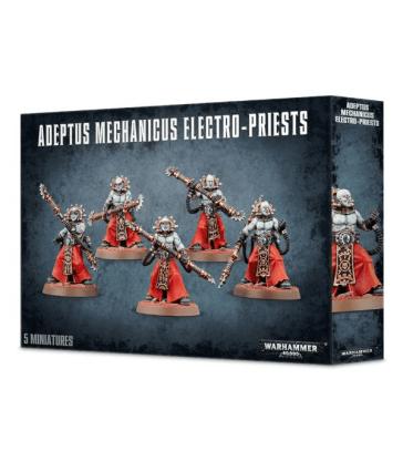 Fulgurite Electro-Priests