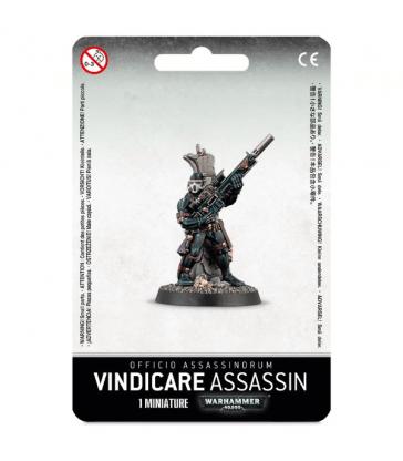 Vindicare Assassin