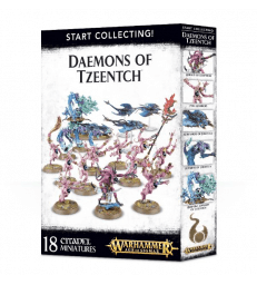 Start Collecting Daemons of Tzeentch