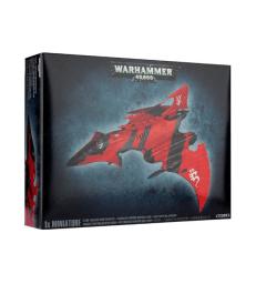 Crimson Hunter / Hemlock Wraithfighter