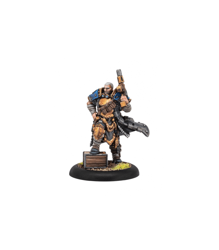 Trencher Commando Officer