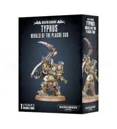 Typhus - Héraut du Dieu de la Peste