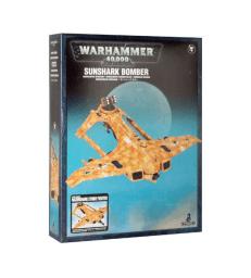 Chasseur Razorshark de l'Empire/ T'au Bombardier Sun Shark