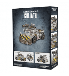 Goliath Rockgrinder / Truck