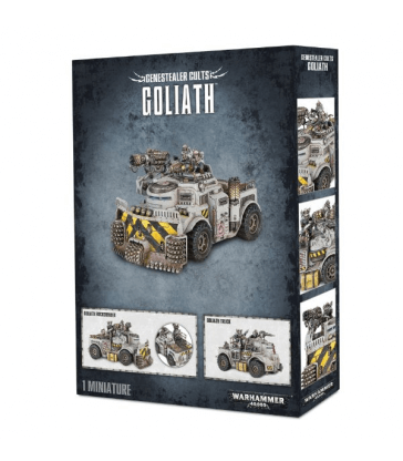 Goliath Rockgrinder / Truck