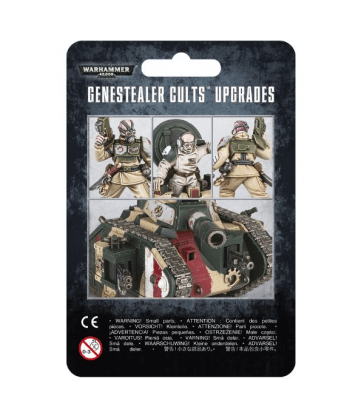 Genestealer Cults Upgrade Frame